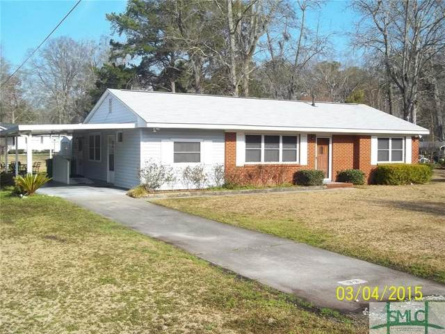 32 Russell Avenue, Garden City, GA 31408 (MLS #238618) :: Barker Team | RE/MAX Savannah