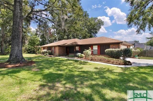 1021 Forest Drive, Pooler, GA 31322 (MLS #238624) :: Coastal Homes of Georgia, LLC