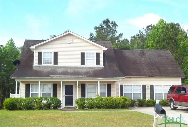 15 Parish Way, Pooler, GA 31322 (MLS #238630) :: Keller Williams Coastal Area Partners