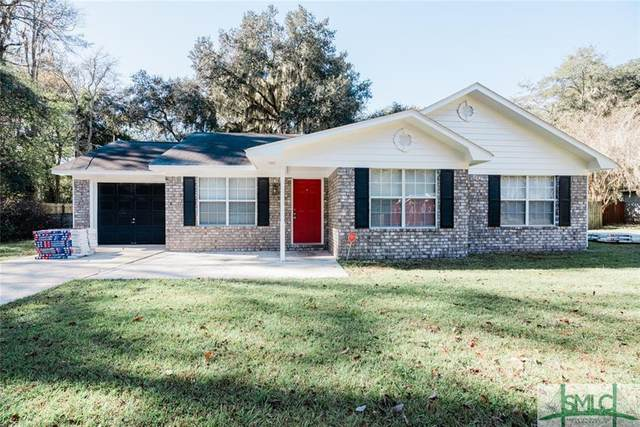 150 Nettles Branch Drive SE, Allenhurst, GA 31301 (MLS #238631) :: McIntosh Realty Team