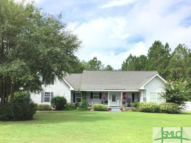 86 Cottonwood Drive, Rincon, GA 31326 (MLS #238636) :: Keller Williams Coastal Area Partners
