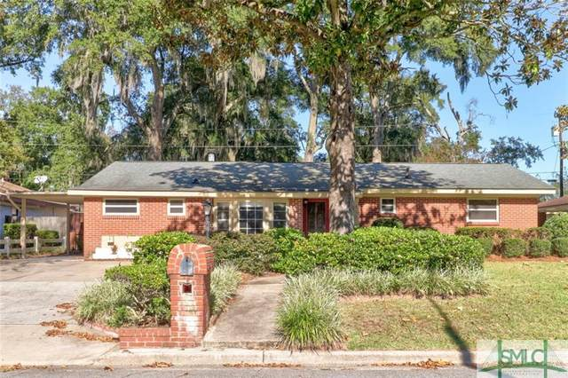416 Inglewood Drive, Savannah, GA 31406 (MLS #238642) :: The Arlow Real Estate Group