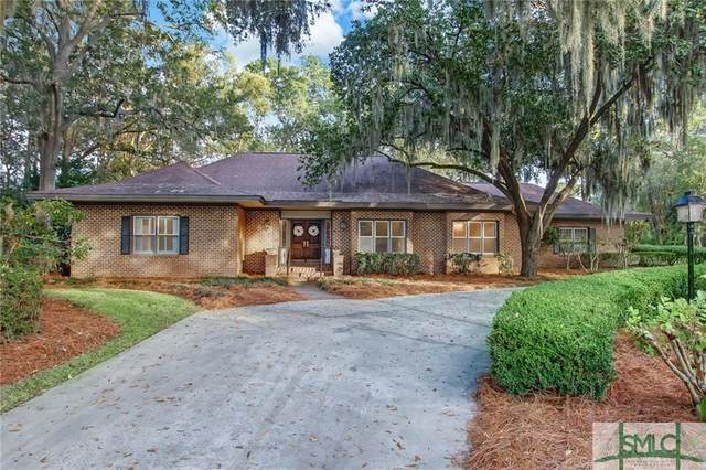 808 Meriweather Drive, Savannah, GA 31406 (MLS #238657) :: Level Ten Real Estate Group