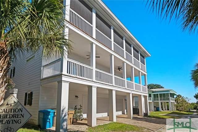 10 8th Terrace, Tybee Island, GA 31328 (MLS #238660) :: The Arlow Real Estate Group