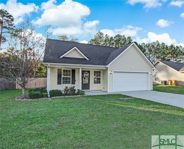 118 Mustang Drive, Guyton, GA 31312 (MLS #238661) :: Keller Williams Coastal Area Partners