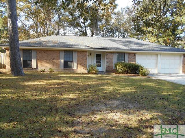 36 Beaver Run Drive, Savannah, GA 31419 (MLS #238665) :: The Arlow Real Estate Group