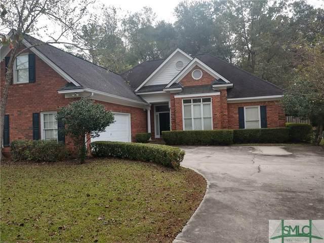 115 Hunter Lane, Savannah, GA 31405 (MLS #238667) :: Keller Williams Coastal Area Partners