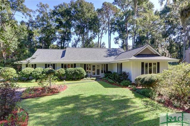 102 Mercer Road, Savannah, GA 31411 (MLS #238674) :: The Sheila Doney Team