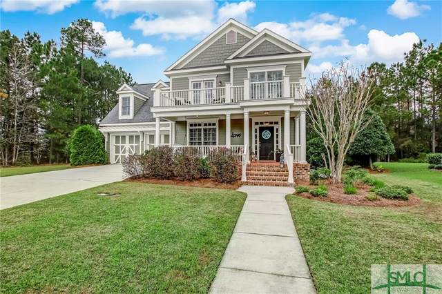 102 Tupelo Street, Pooler, GA 31322 (MLS #238678) :: Barker Team | RE/MAX Savannah
