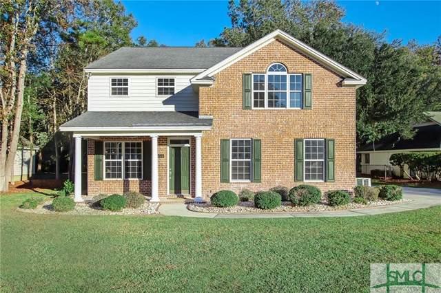 210 Brown Thrush Road, Savannah, GA 31419 (MLS #238679) :: McIntosh Realty Team