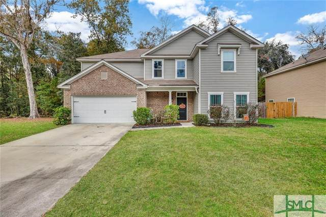 124 Sunny Drive, Savannah, GA 31419 (MLS #238681) :: Glenn Jones Group | Coldwell Banker Access Realty