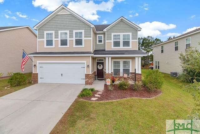 252 Willow Point Circle, Savannah, GA 31407 (MLS #238684) :: Coastal Homes of Georgia, LLC
