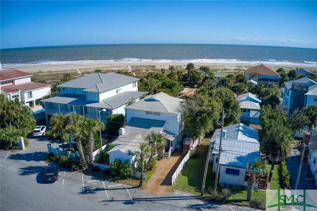 6 2nd Avenue, Tybee Island, GA 31328 (MLS #238688) :: Keller Williams Realty-CAP