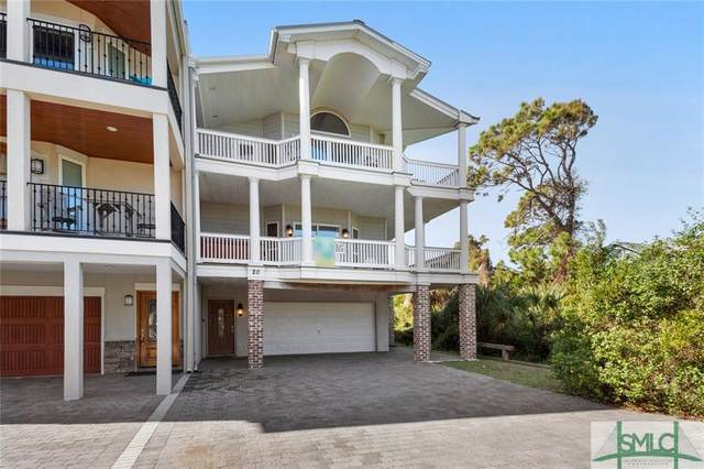 20 Oceanview Court, Tybee Island, GA 31328 (MLS #238700) :: The Arlow Real Estate Group