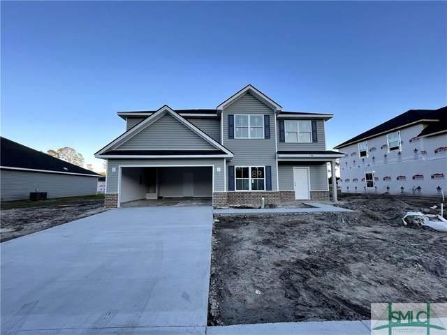 146 Abode Avenue, Hinesville, GA 31313 (MLS #238704) :: Coastal Homes of Georgia, LLC