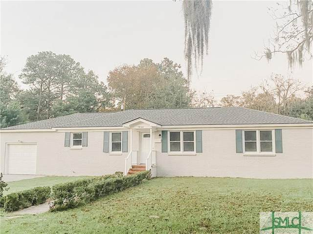 1844 Cokesbury Drive, Savannah, GA 31406 (MLS #238706) :: The Arlow Real Estate Group