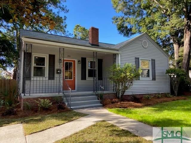 2411 Wessels Avenue, Savannah, GA 31404 (MLS #238716) :: Coastal Homes of Georgia, LLC