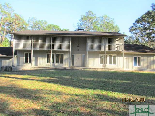 29 Pine Forest Drive, Jesup, GA 31546 (MLS #238719) :: Coastal Savannah Homes