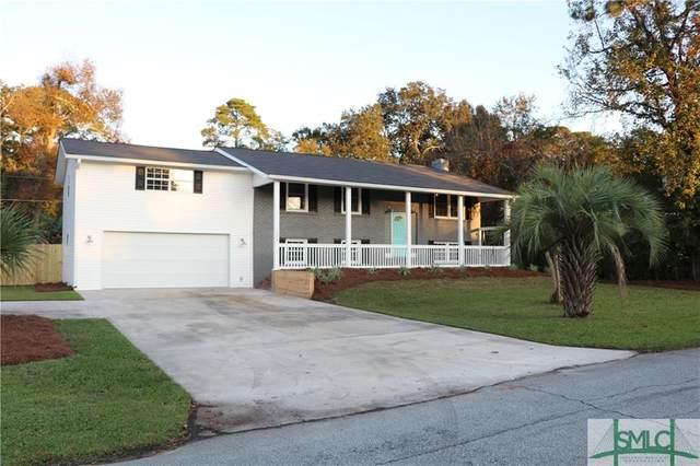 1024 Cheryl Street, Savannah, GA 31410 (MLS #238722) :: RE/MAX All American Realty