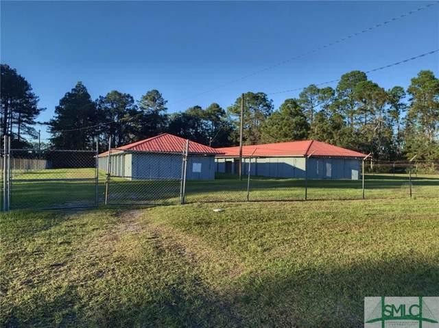 0 W Oglethorpe Highway, Hinesville, GA 31313 (MLS #238723) :: The Arlow Real Estate Group