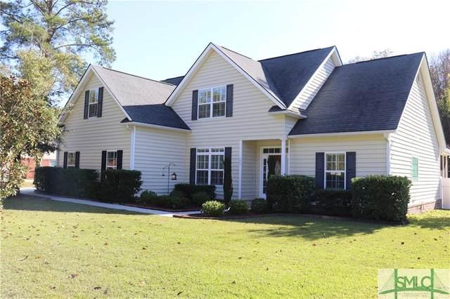 1010 Chimney Road, Rincon, GA 31326 (MLS #238724) :: Heather Murphy Real Estate Group