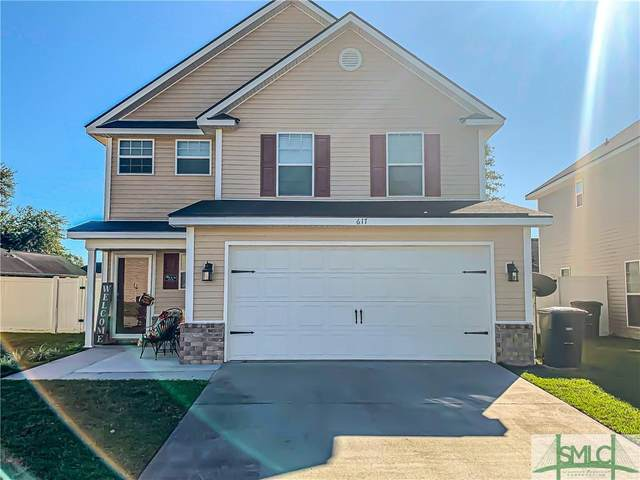 617 Amhearst Row, Hinesville, GA 31313 (MLS #238729) :: Coastal Homes of Georgia, LLC