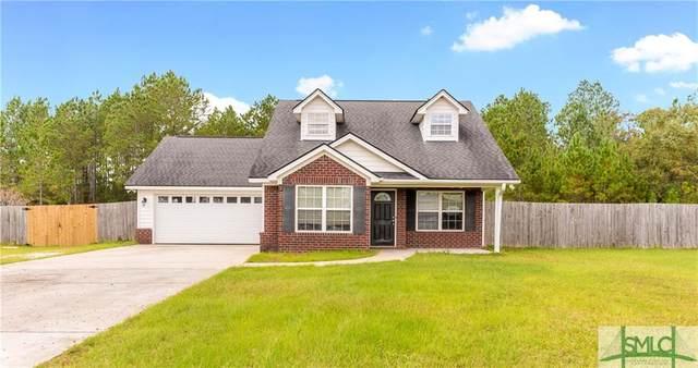 195 Parish Loop NE, Hinesville, GA 31313 (MLS #238738) :: The Arlow Real Estate Group