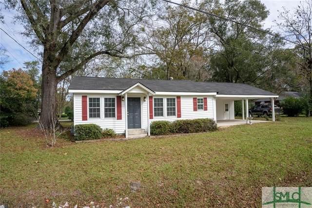 402 E Moore Street, Bloomingdale, GA 31302 (MLS #238740) :: Keller Williams Coastal Area Partners