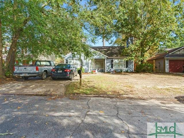 106 Morekis Drive, Savannah, GA 31406 (MLS #238741) :: Level Ten Real Estate Group