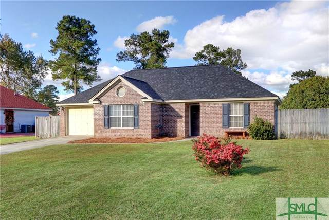 230 Longleaf Circle, Pooler, GA 31322 (MLS #238753) :: Teresa Cowart Team