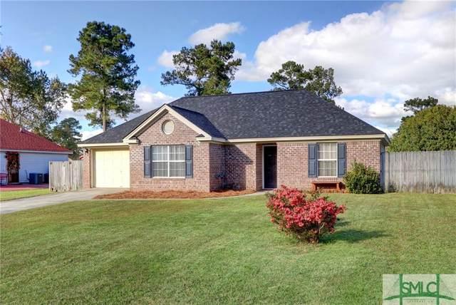 230 Longleaf Circle, Pooler, GA 31322 (MLS #238753) :: Barker Team | RE/MAX Savannah