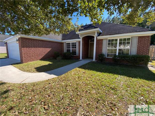 7 Sandstone Court, Savannah, GA 31419 (MLS #238756) :: Keller Williams Coastal Area Partners