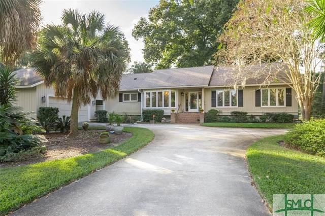 14 Middle Marsh, Savannah, GA 31411 (MLS #238773) :: Teresa Cowart Team