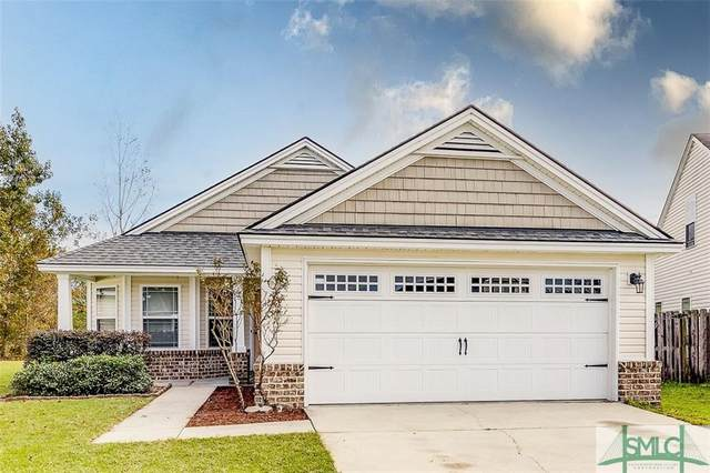 175 Fox Glen Court, Port Wentworth, GA 31407 (MLS #238778) :: Keller Williams Coastal Area Partners