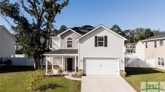 912 Jena Court, Hinesville, GA 31313 (MLS #238780) :: Barker Team | RE/MAX Savannah