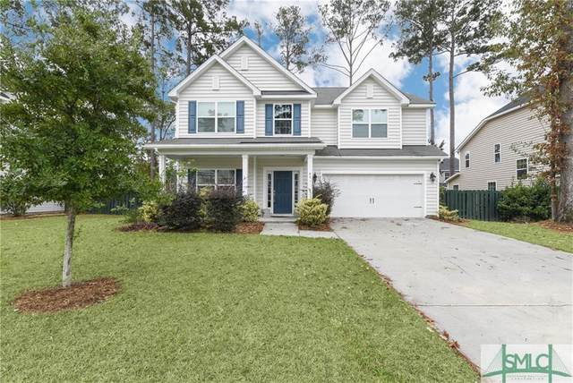 45 Glen Way, Richmond Hill, GA 31324 (MLS #238781) :: Team Kristin Brown | Keller Williams Coastal Area Partners