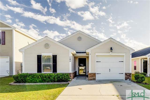 145 Lakepointe Drive, Savannah, GA 31407 (MLS #238788) :: Coastal Homes of Georgia, LLC