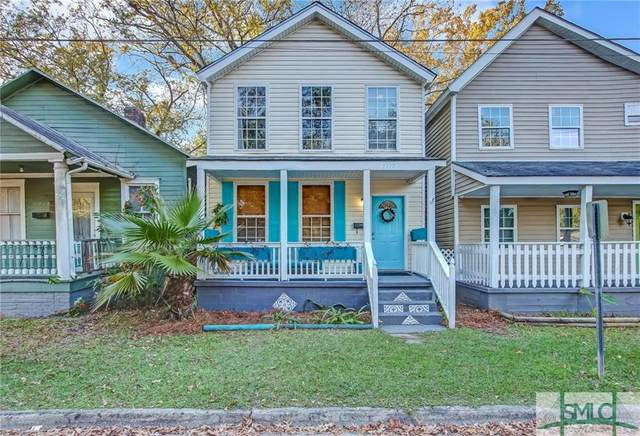 1717 Legrand Street, Savannah, GA 31401 (MLS #238789) :: Keller Williams Coastal Area Partners