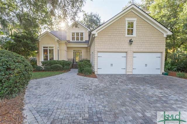 24 Half Penny Circle, Savannah, GA 31411 (MLS #238793) :: Teresa Cowart Team