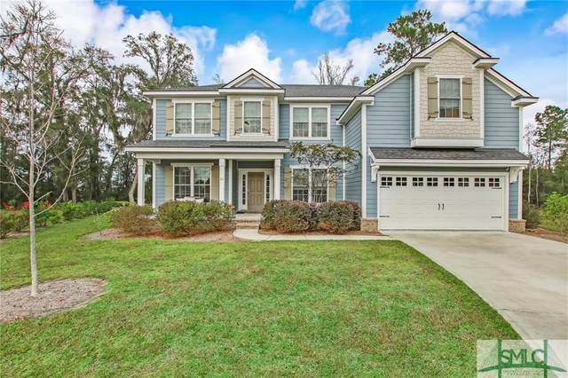 21 Oakcrest Court, Savannah, GA 31405 (MLS #238799) :: Keller Williams Coastal Area Partners