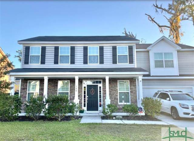 100 Smoke Rise Road, Richmond Hill, GA 31324 (MLS #238802) :: Keller Williams Coastal Area Partners