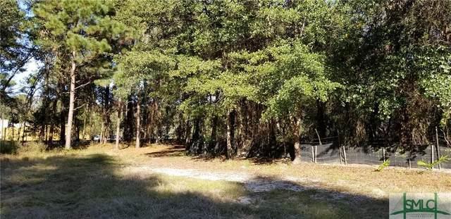 34 Surrency Street, Pembroke, GA 31321 (MLS #238817) :: Keller Williams Coastal Area Partners