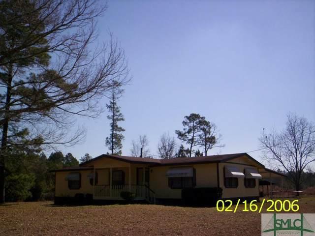 1345 Pine Barren Road, Pooler, GA 31322 (MLS #238822) :: Teresa Cowart Team