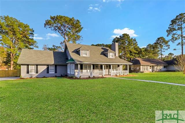 210 Springhouse Drive, Savannah, GA 31419 (MLS #238846) :: Team Kristin Brown | Keller Williams Coastal Area Partners