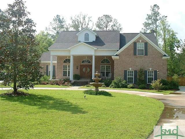 40 Windsong Drive, Richmond Hill, GA 31324 (MLS #238855) :: Partin Real Estate Team at Luxe Real Estate Services