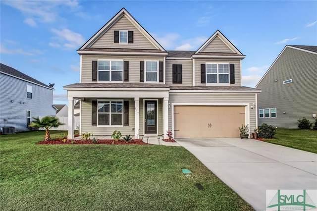 116 Westover Drive, Savannah, GA 31407 (MLS #238857) :: Partin Real Estate Team at Luxe Real Estate Services