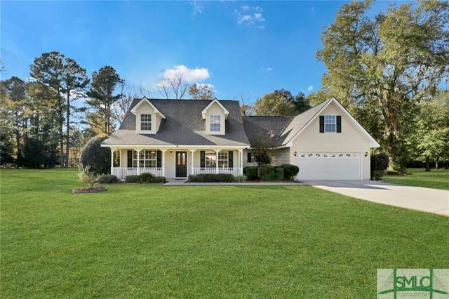 132 Biltmore Drive, Guyton, GA 31312 (MLS #238867) :: Heather Murphy Real Estate Group