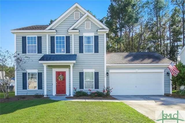 315 Grasslands Drive, Pooler, GA 31322 (MLS #238872) :: Coastal Homes of Georgia, LLC