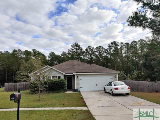 134 Knotty Pine Circle, Springfield, GA 31329 (MLS #238876) :: Barker Team | RE/MAX Savannah