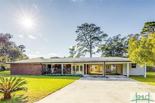 1009 Debbie Street, Savannah, GA 31410 (MLS #238877) :: Barker Team | RE/MAX Savannah